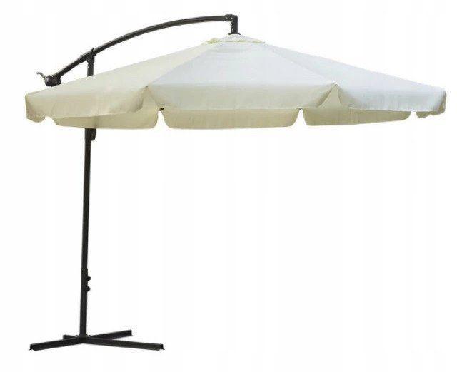 Зонт садовий GoodHome DP-HG300 бежевий (8091)