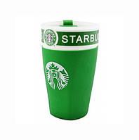 ✅ Чашка Starbucks, Ceramic Cup, термостакан, термокружка Старбакс, Зелёная, с доставкой по Украине