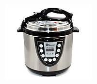 ✅ Мультиварка, Domotec MS-5501, multicooker, cкороварка, на 6 литров, доставка по Киеву и Украине