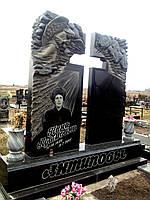 """Мемориальный комплекс на могилу """"Постамент"""""""