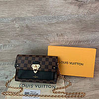 Модная женская сумка клатч Louis Vuitton, фото 1