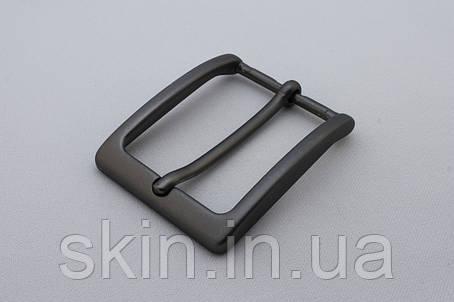 Пряжка ременная, ширина - 35 мм, цвет - черный, артикул СК 5489, фото 2