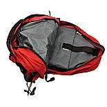Городской рюкзак The North Face Recon 33L красного цвета с отделением для ноутбука, фото 5