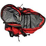 Городской рюкзак The North Face Recon 33L красного цвета с отделением для ноутбука, фото 4