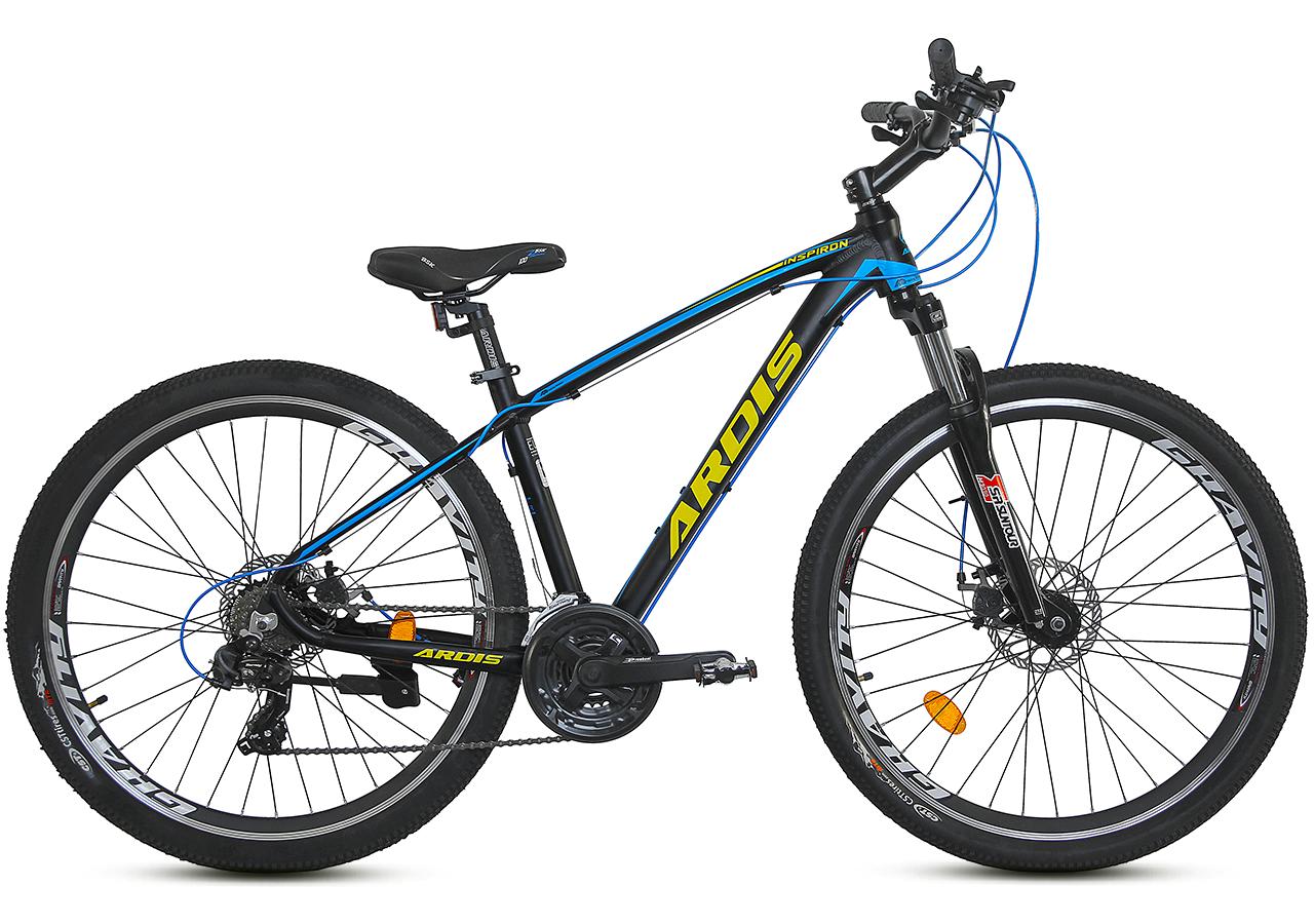 """Горный велосипед ARDIS INSPIRON 27,5"""" Черный/Синий"""