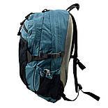 Городской рюкзак The North Face Recon 33L тёмно-голубого цвета с отделением для ноутбука, фото 3
