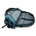 Городской рюкзак The North Face Recon 33L тёмно-голубого цвета с отделением для ноутбука, фото 6