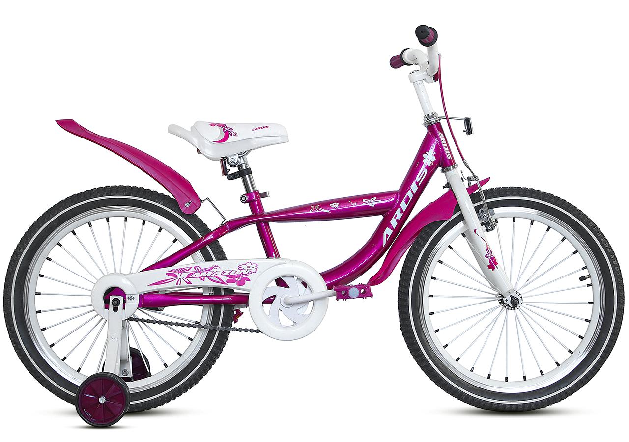 """Детский велосипед ARDIS AMAZON 20""""  Розовый"""