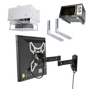 Крепления и лифты для бытовой, цифровой техники