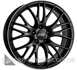 "Диски ATS (АТС) модель PERFEKTION цвет Racing-black lip polished параметры 8.0J x 17"" 5 x 112 ET 35"