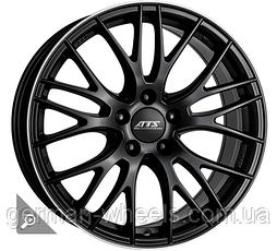 "Диски ATS (АТС) модель PERFEKTION цвет Racing-black lip polished параметры 8.0J x 17"" 5 x 112 ET 35"