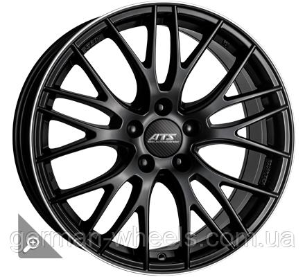 "Диски ATS (АТС) модель PERFEKTION цвет Racing-black lip polished параметры 8.5J x 19"" 5 x 112 ET 35"
