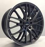 "Диски ATS (АТС) модель PERFEKTION цвет Racing-black lip polished параметры 9.5J x 19"" 5 x 112 ET 35, фото 2"