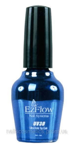 30110 UV-30®, 14 мл. - верхнее УФ защитное покрытие для искус. ногтей