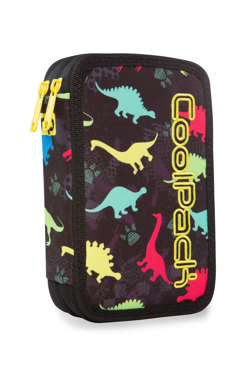 Пенал JUMPER 2 CoolPack,Dinosaurs