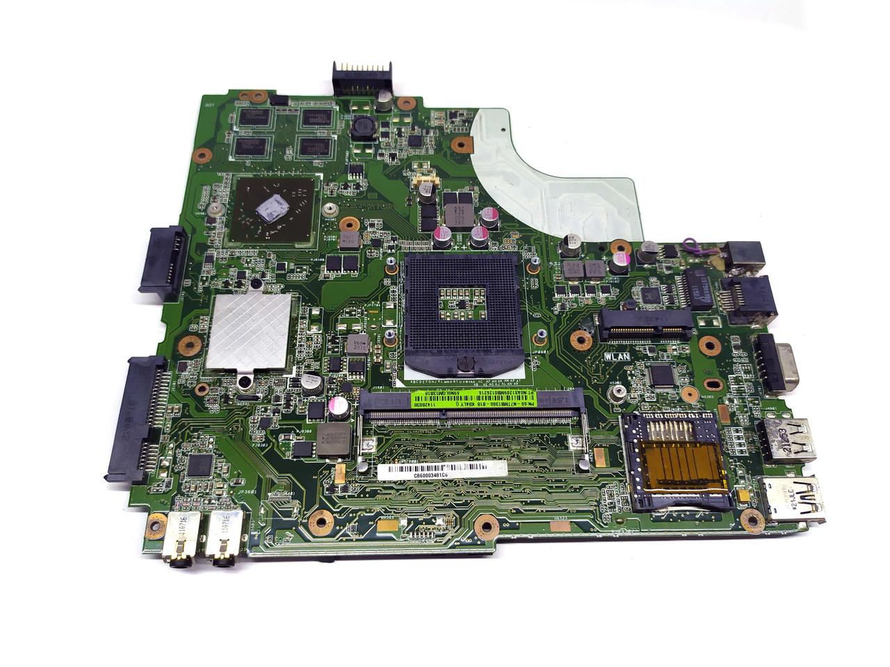 Материнская плата для ноутбука Asus X84L (донор)