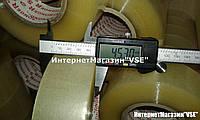 Скотч пакувальний прозорий 45мм*45мкм*1000м STRONGER, фото 1