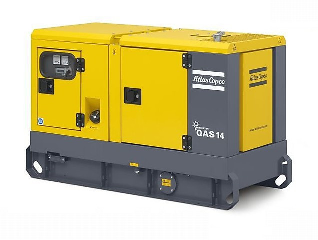 Дизельная электростанция (генератор) Atlas Copco QAS 14