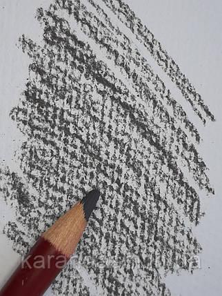 Карандаш пастельный Pastel (P650), Французский серый темный, Derwent, фото 2
