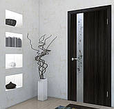 Двери Омис Зеркало 2. Полотно, ПВХ, фото 3