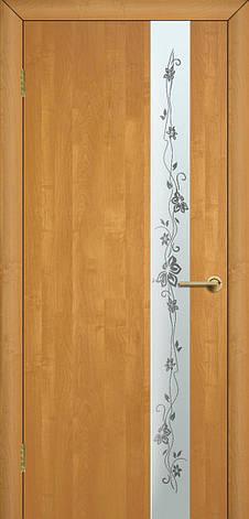 Двери Омис Зеркало 2. Полотно+коробка+2 к-та наличников+добор 100мм, ПВХ, фото 2