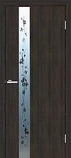 Двери Омис Зеркало 2. Полотно+коробка+2 к-та наличников+добор 100мм, ПВХ, фото 3