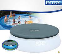Тент для надувного бассейна диаметром 366 см Intex 28022