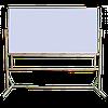 Доска магнитная, поворотная — 1500Х1000 мм (без колёс)