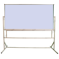 Доска магнитная, поворотная — 1500Х1000 мм (без колёс), фото 1