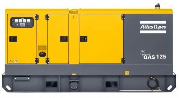 Дизельная электростанция (генератор) Atlas Copco QAS 125