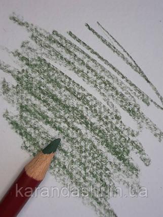 Карандаш пастельный Pastel (P500), Зеленый ионический, Derwent, фото 2