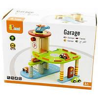 Viga Toys Игровой набор Viga Toys Гараж (59963)