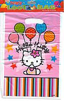 Пакеты детские (10 штук) Китти