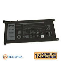 Батарея для ноутбука Dell Inspiron 13 5368, 13MF PRO-D1708TS, 15 7560, 15MF-1508TA (WDX0R) 11.4V 3500mAh новая