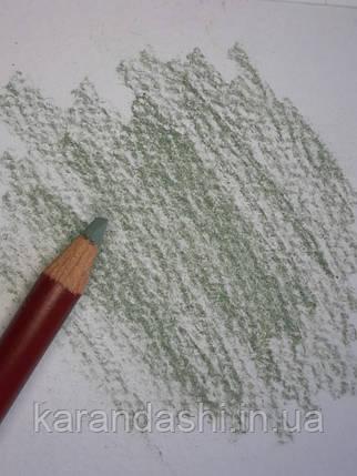 Карандаш пастельный Pastel (P450), Зеленый оксид, Derwent, фото 2
