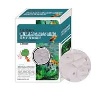 Наполнитель для фильтров Sunsun Quartz Glass Ring, 500 г