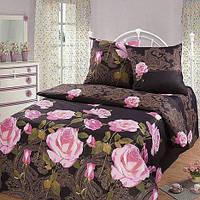 Постельное белье Dreams Cotton Ночная роза двуспального размера