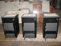 Котел на твердом топливе Максим 12-к ( котел твердотопливный буржуй 12 дешевый аналог)
