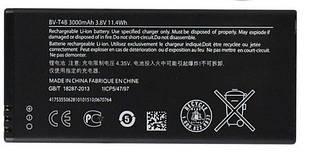 Аккумулятор батарея BV-T4B для Microsoft Lumia 640XL оригинальный