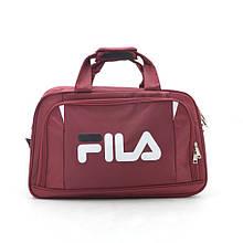 Дорожная сумка FILA 925 красная