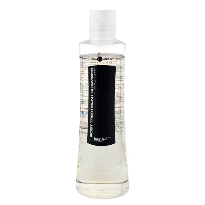 Шампунь увлажняющий с протеином кератина Hair Company Hair Light, 500 мл