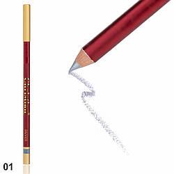 CH-2 Контурный карандаш для глаз и губ № 01 Silver