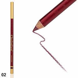 CH-2 Контурный карандаш для глаз и губ № 02 Maroon