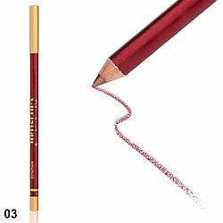CH-2 Контурный карандаш для глаз и губ № 03 Bronze