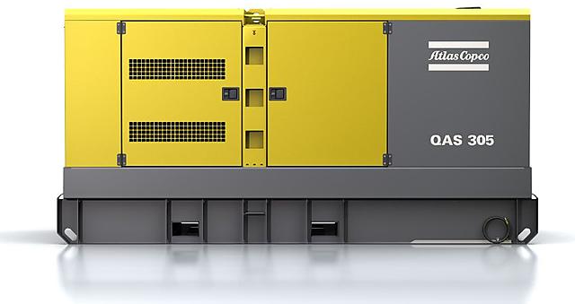 Дизельная генератор QAS 305 Sd