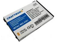 Акумулятор Craftmann для MiTAC MIO A501 (E3MT171103C12) Посилений