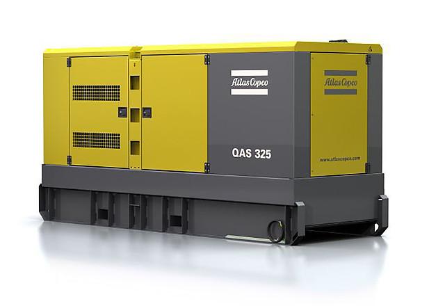 Дизельная электростанция (генератор) Atlas Copco QAS 325VОD