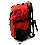 Городской рюкзак The North Face Surge 33L красного цвета с отделением для ноутбука, фото 2
