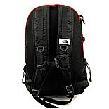 Городской рюкзак The North Face Surge 33L красного цвета с отделением для ноутбука, фото 3
