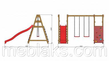 Детская игровая площадка   SportBaby-5 SportBaby , фото 3